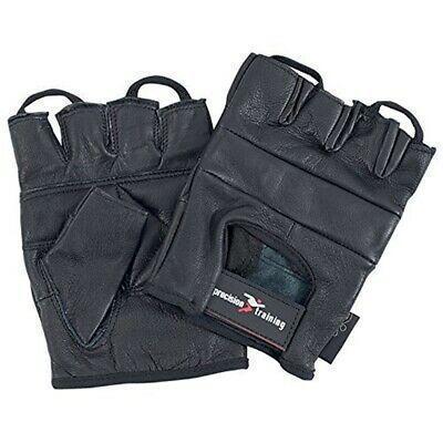 Ad (eBay) Precision Full Leather Gewichtheberhandschuhe Medium - Training Fitness Zubehör #eBay #Fit...