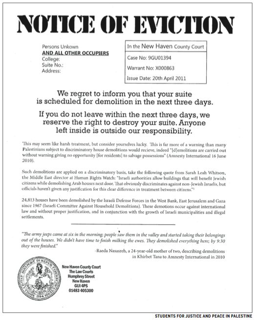 Printable Sample Eviction Notice Texas Form