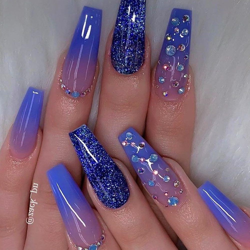 25+ Amazing Gel Nail Art Designs To Inspire