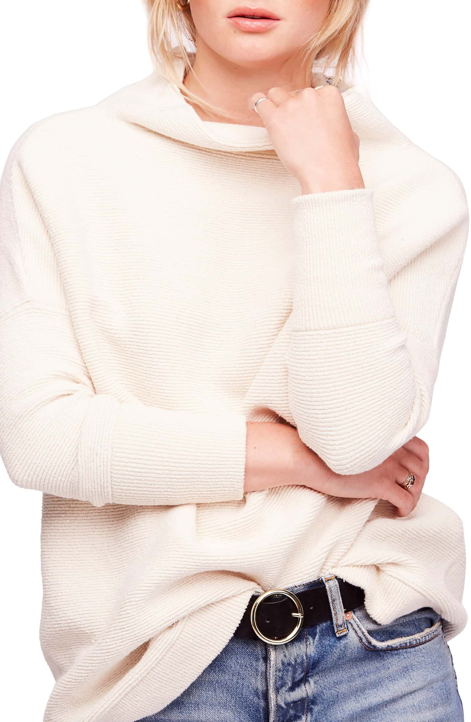 eae33e89b Free shipping and returns on Free People Ottoman Slouchy Tunic at Nordstrom. com. Envelope