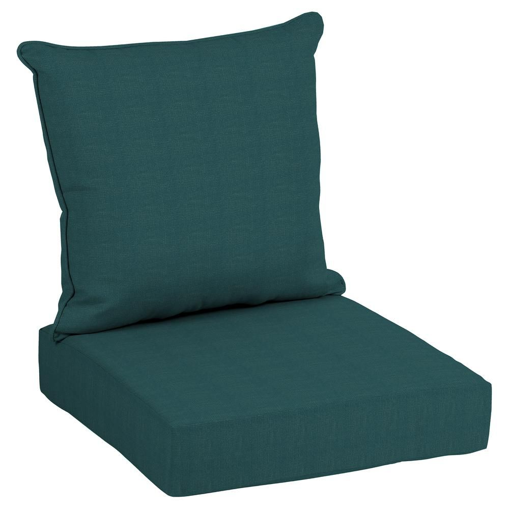 Hampton Bay Charleston Deep Seating Outdoor Lounge Chair Cushion