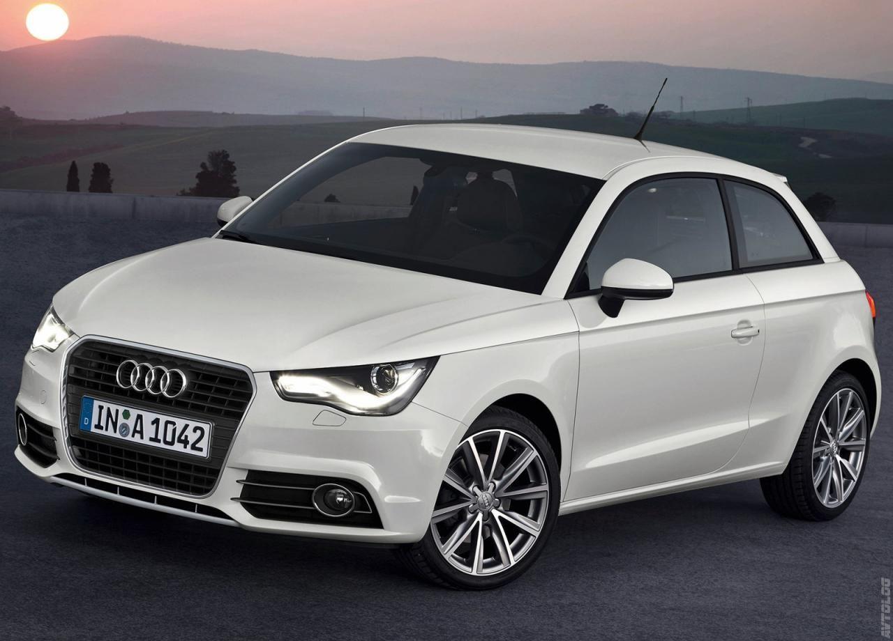 2011 Audi A1 Audi A1 Audi Audi A1 White