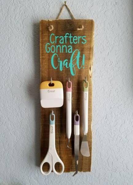 47+ Trendy Ideas Craft Room Cricut Diy
