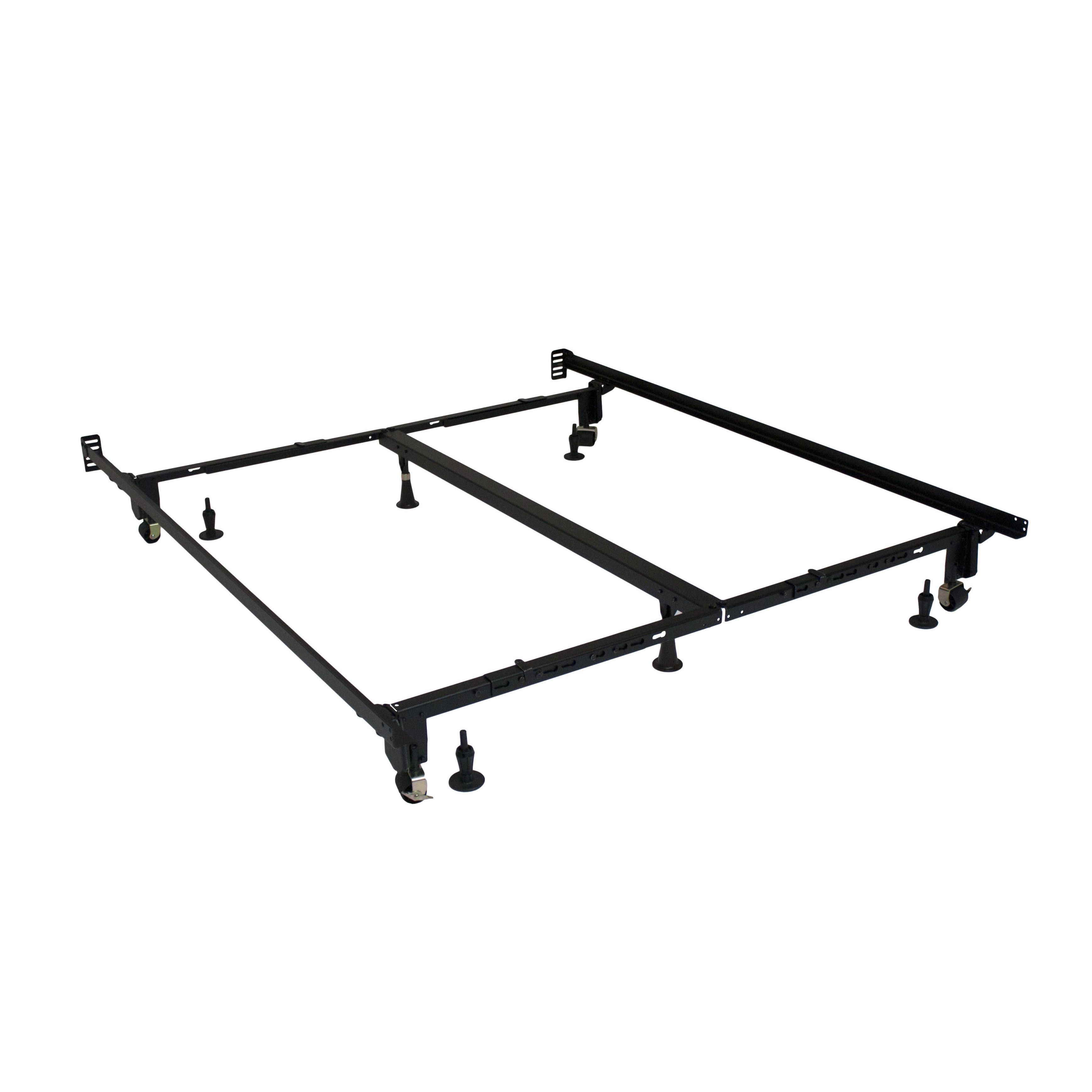 Beautyrest World Class Bed Frame Brown Hollywood Bed Frame