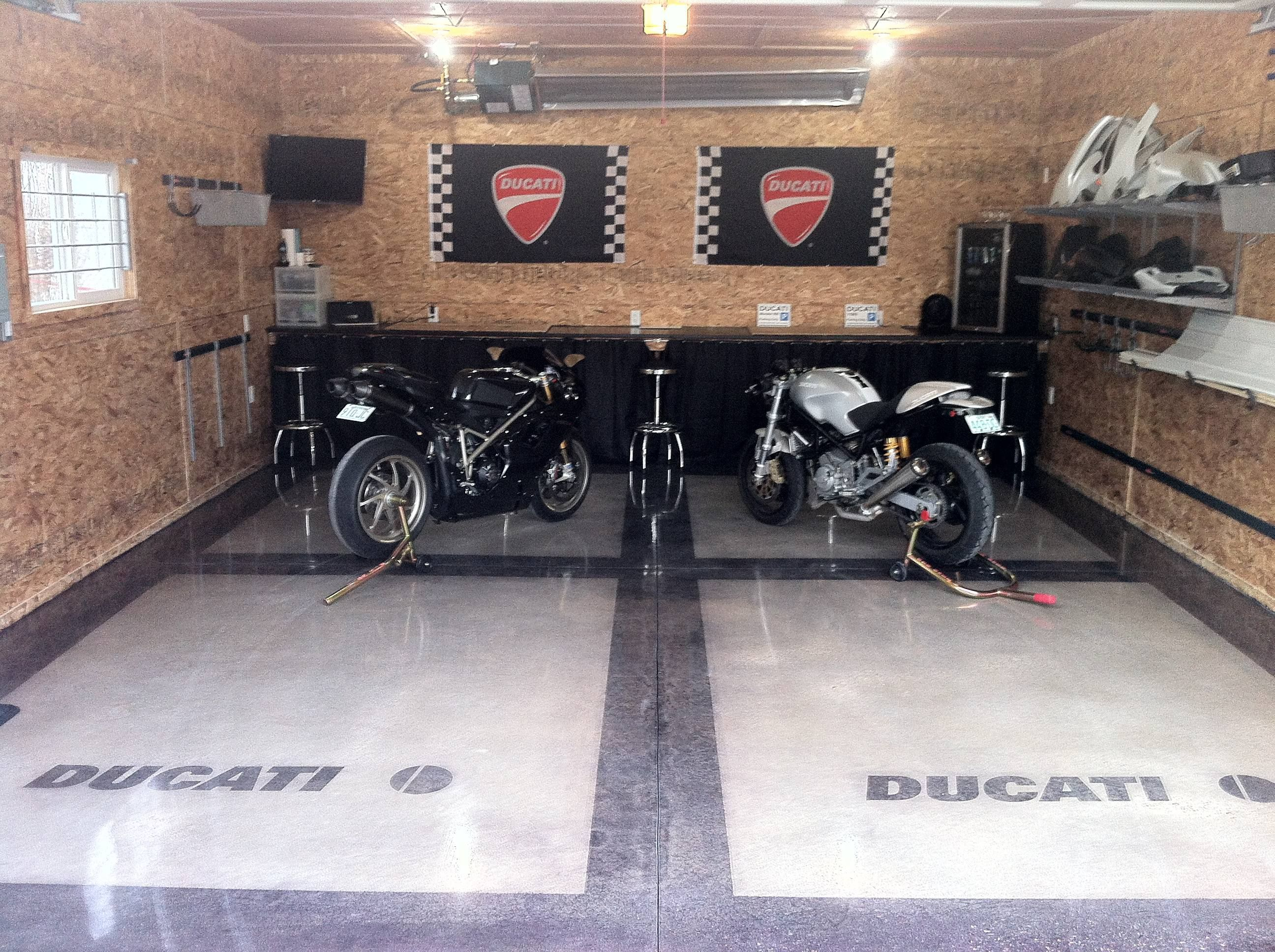 Detached Garage Man Cave Ideas : Garage man cave ideas http ducati org