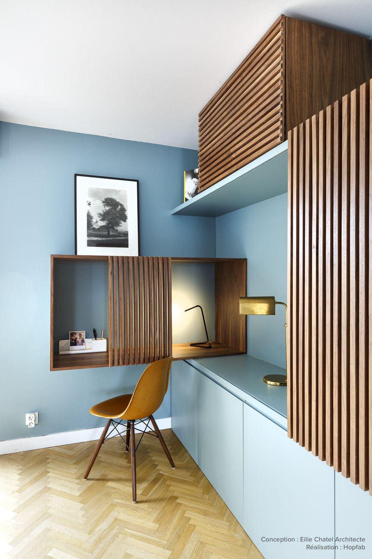 Pour Une Renovation D Appartement A Paris Les Artisans Hopfab Ont