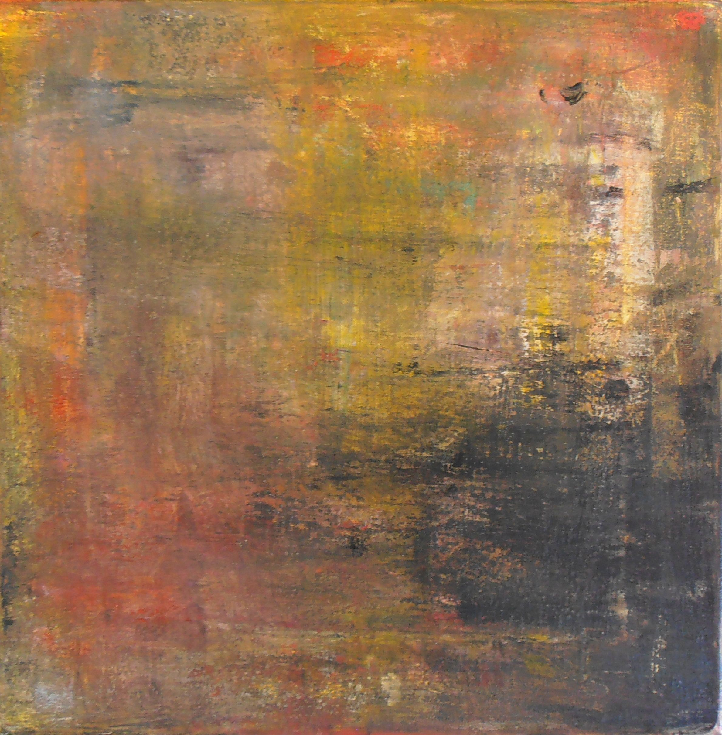 Abstract inspired by william turner high bluff pinterest