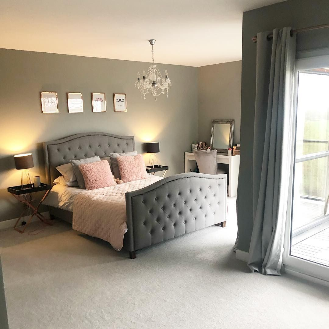 A Tidy Bedroom While She Is Away For 5 Days Girlsroom Blushandgrey Bedroom Teenagersbedroom Bedroomideas I Tidy Bedroom Dream Bedroom Interior Design