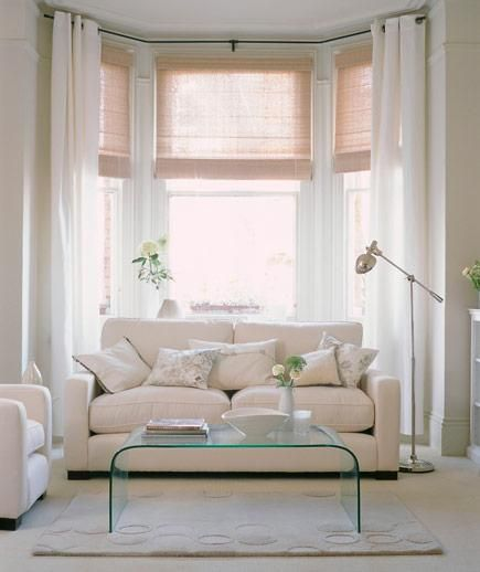 White Rooms With Style Living Room Windows Living Room White White Rooms