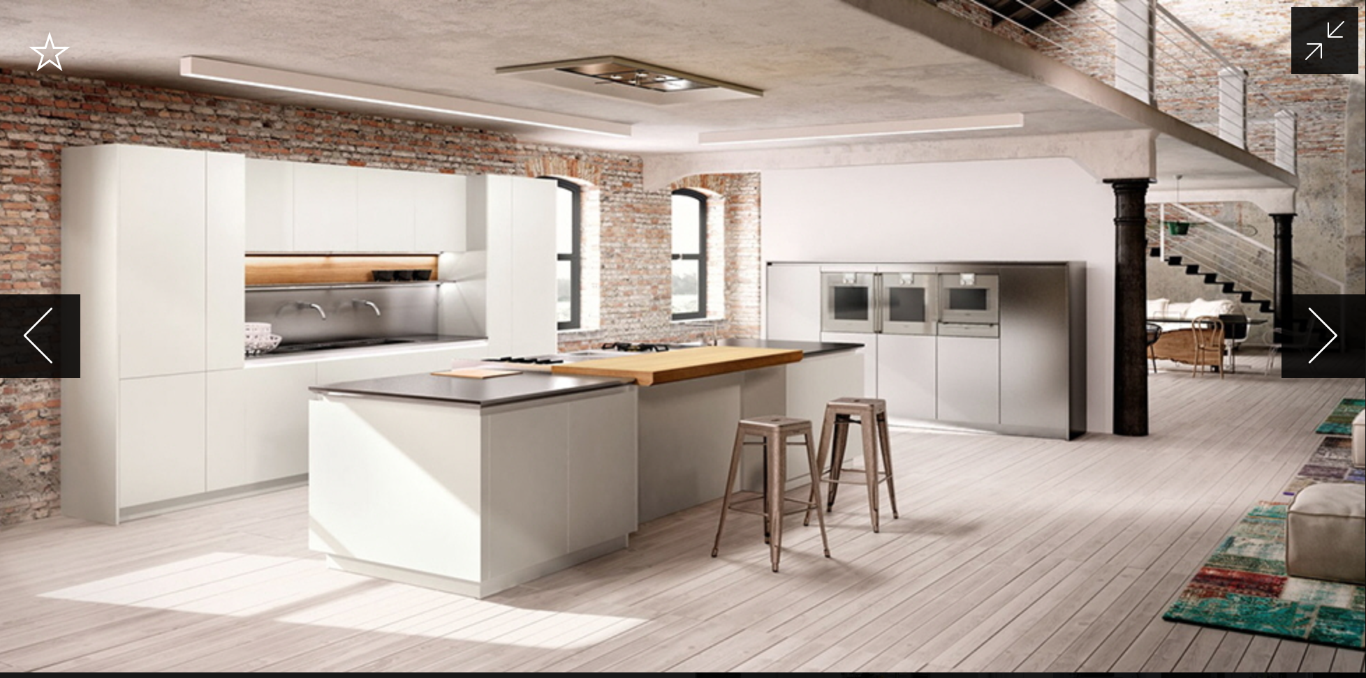 13 Best Linea Quattro Italian Kitchens Style Images On Pinterest  # Muebles New Style Villa Tesei