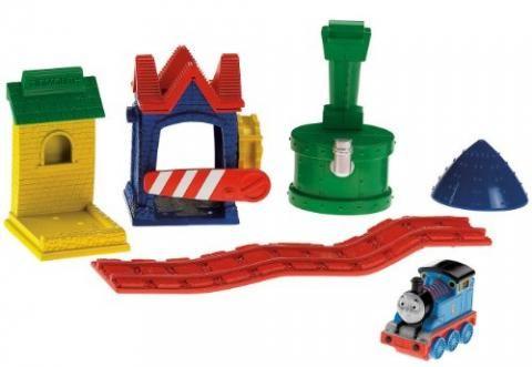Amazon.com: Fisher-Price Thomas the Train Thomas Bath ... |Thomas The Train Toys Bath Time