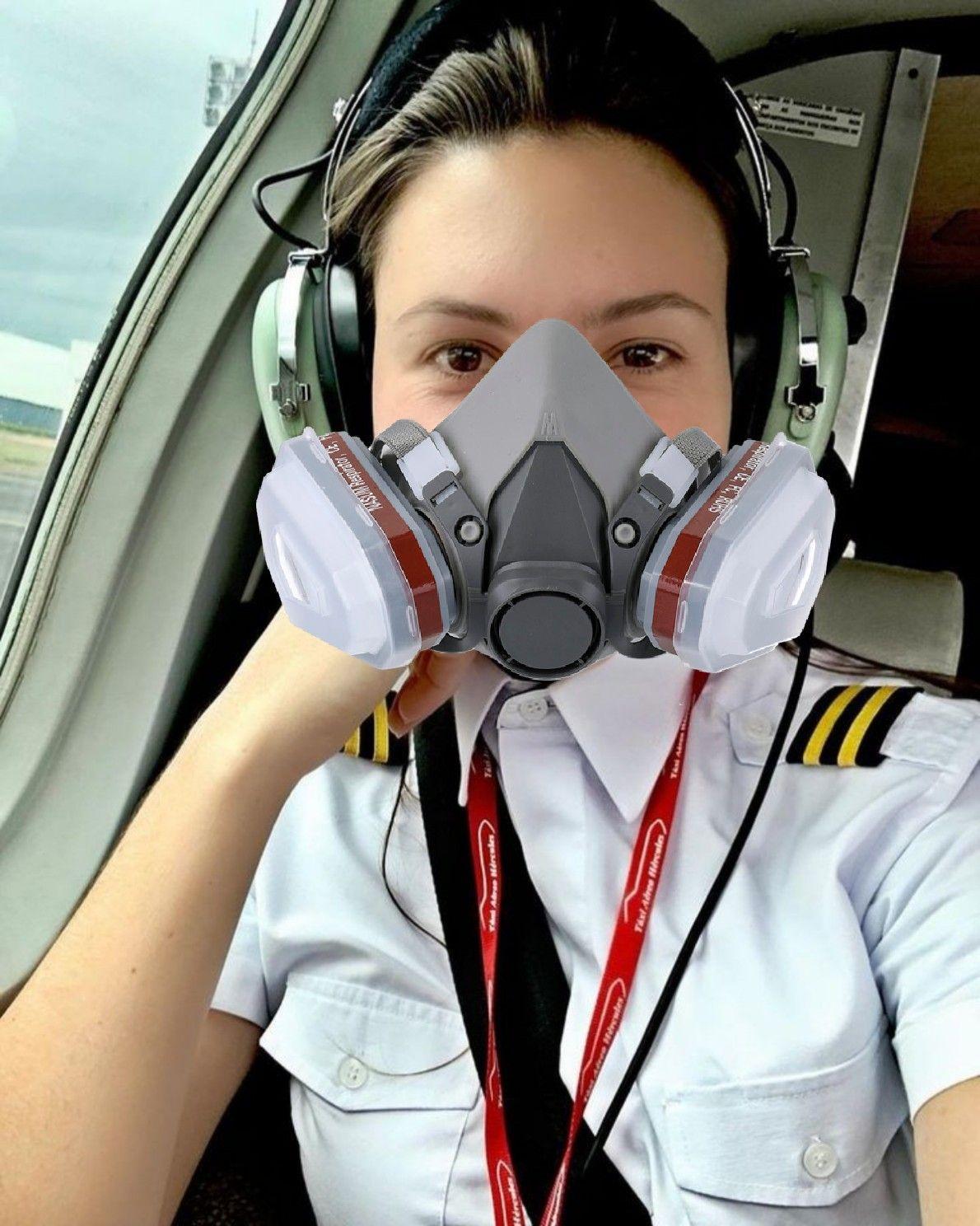 Pin on female pilot