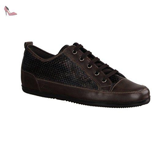 Lacet De Chaussure Semler Noir / Couleur Cuivre Semler mhmhMufp