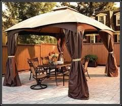 Allen Roth Hub Allen Roth Products Gazebo Replacement Canopy Backyard Gazebo