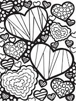 Coloring Pages Valentine Coloring Pages Valentine Coloring