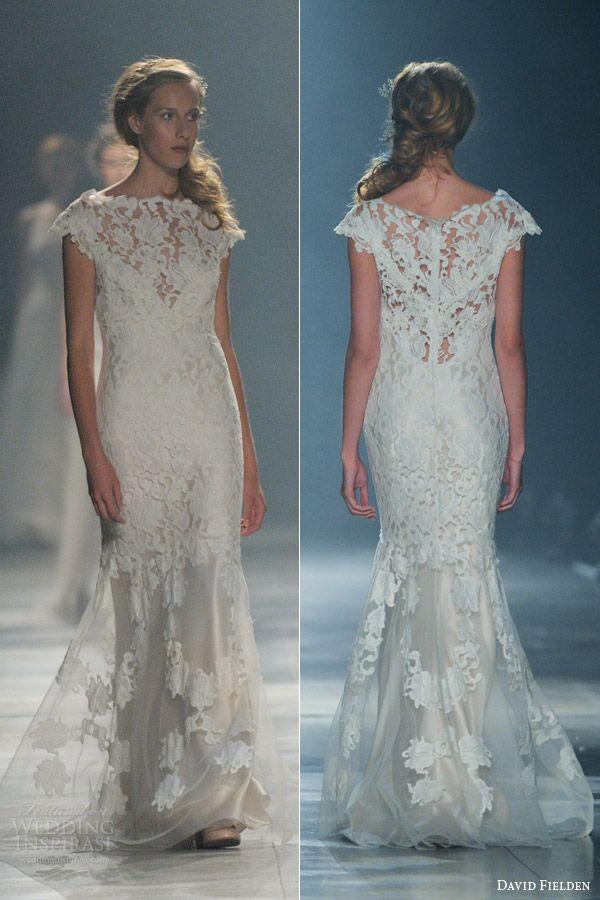 David Fielden Bridal 2014 Wedding Dresses | Best wedding gown ...