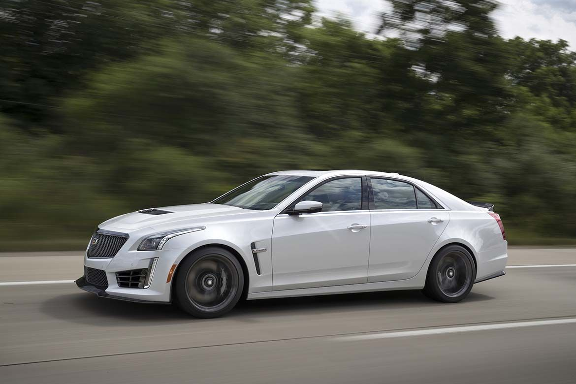The 2019 Cadillac Cts V Is The Most Powerful Cadillac Ever With
