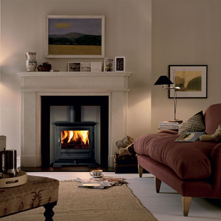 Gas fires and Sitting rooms