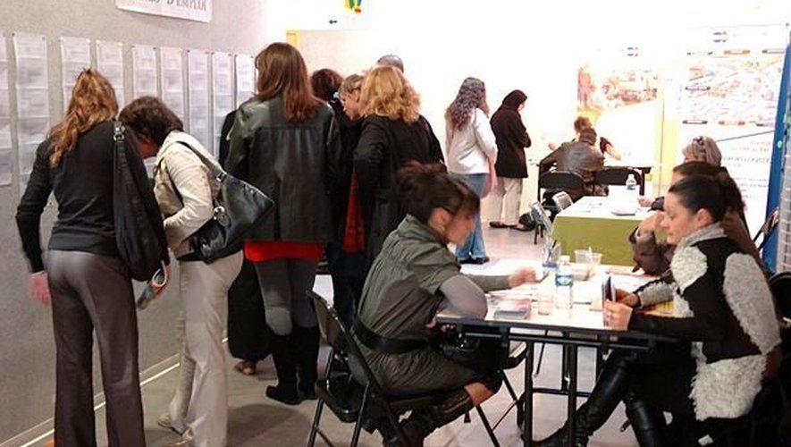 L Agence D Interim Qapa Fr 100 Online Vient De Devoiler Son Barometre Mensuel Sur Les Chiffres De L Emploi En Occitanie On Y Appr Emploi Interim Barometre