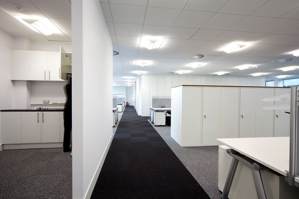 Ft 6 Weeks Sheffield S An Office Design And Fit Out Project By Oktra