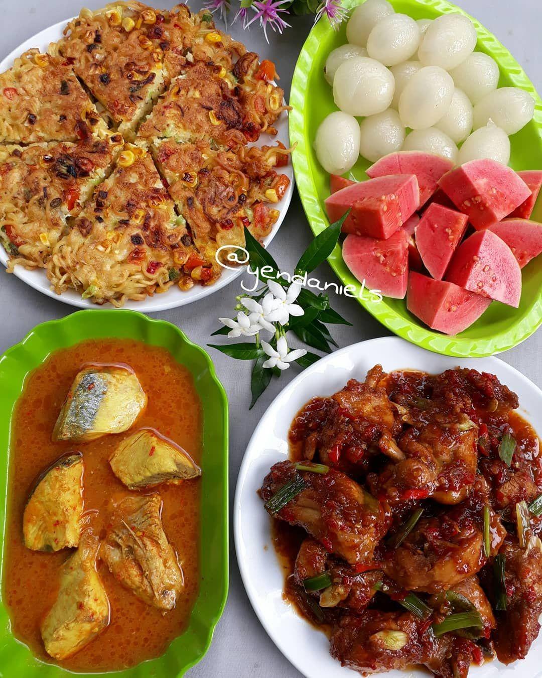 Menu Catering Harian 2019