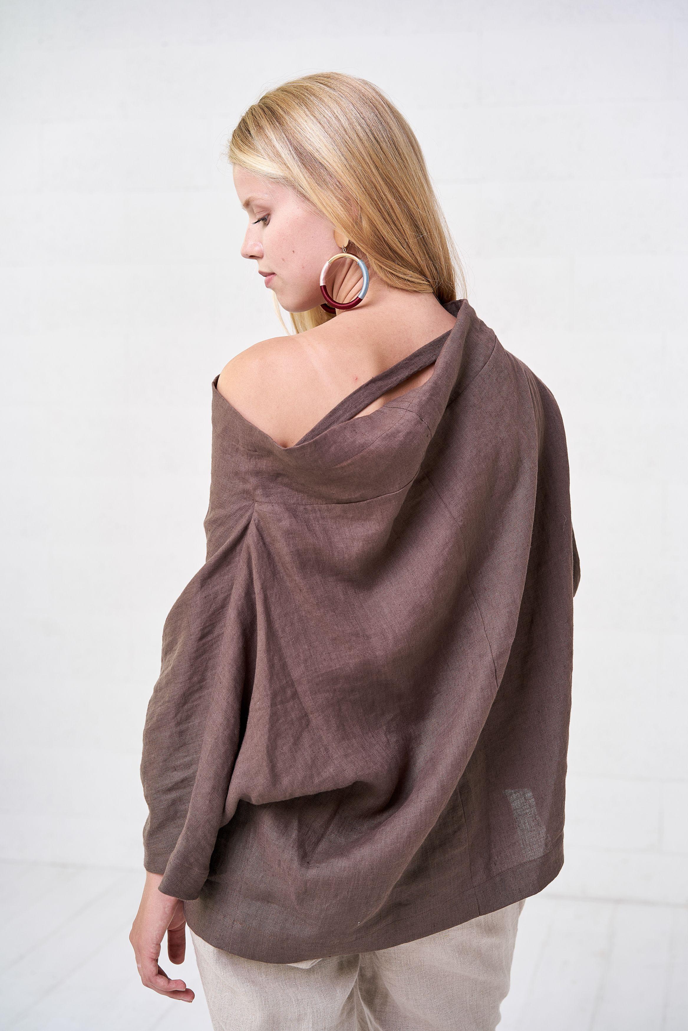 71689015ac Light  Linen Women s Bath  Robe