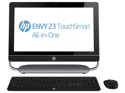 Hp Envy 23 D065 Touchsmart All In One Desktop Pc I7 But No Ssd Computer All In One Envy
