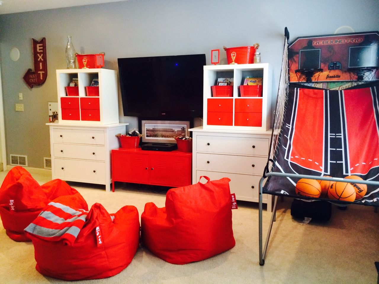 Pin By Tarah Bender On Boys Room Makeover Before After
