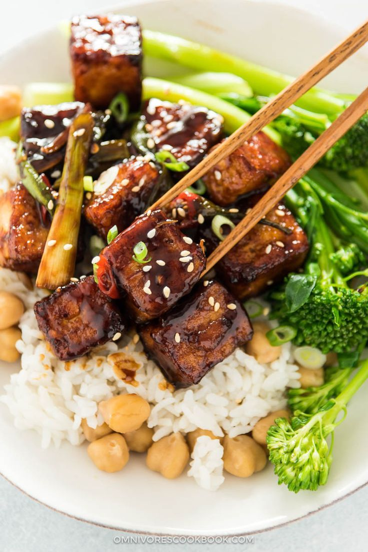 Learn How To Make Extra Crispy Tofu With The Minimum