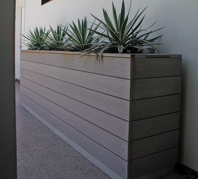 Superbe Garden Planter. Phoenix, AZ Raised Garden Planters, Raised Garden Beds,  Deck Planters