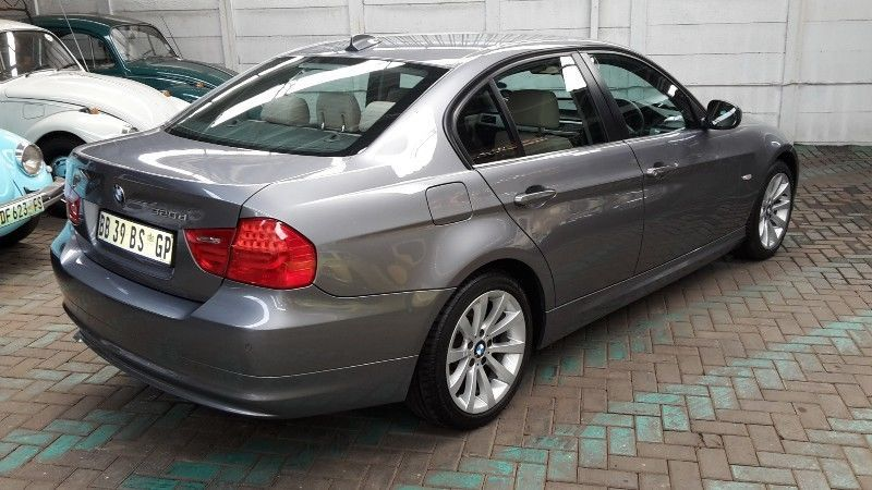 2010 Bmw 320d Auto Exclusive Vereeniging Gumtree 122254286