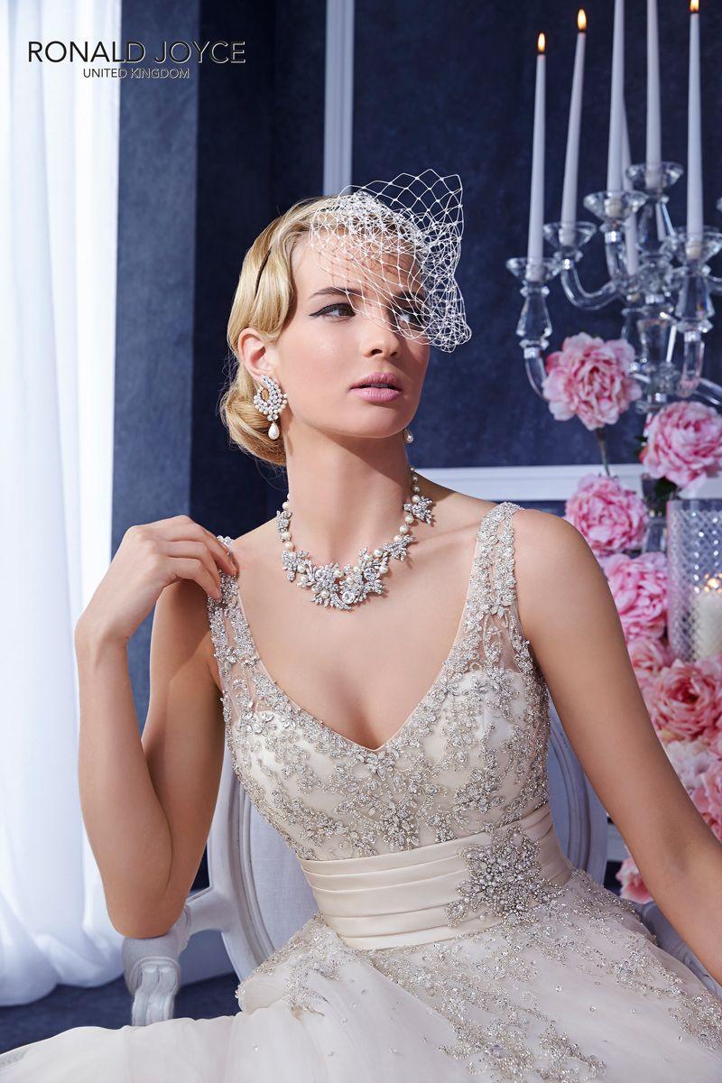 Ronald Joyce Wedding Dresses | Bespoke Brides Chester | Live, Love ...
