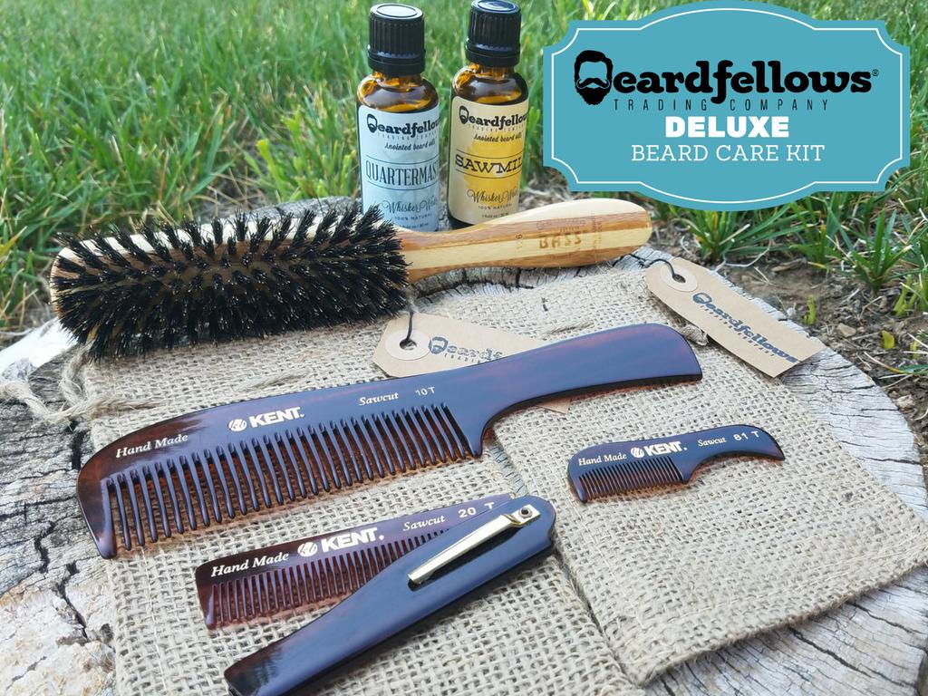 Beardfellows Deluxe Beard Care Kit