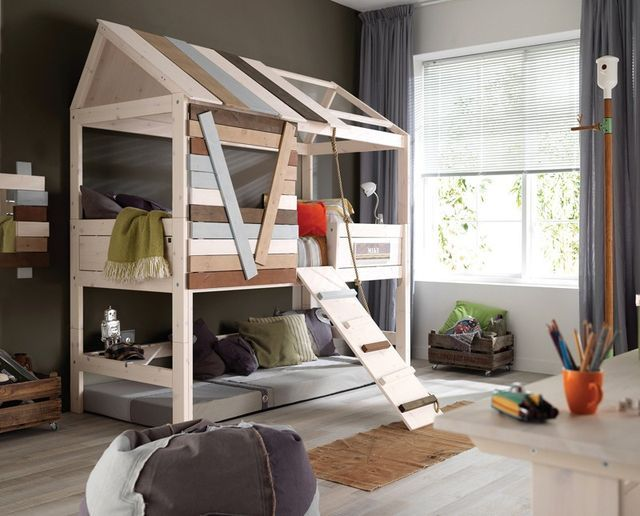 Lifetime kidsroom For the Home Pinterest Kidsroom, Room and - einladende traumbetten first class komfort