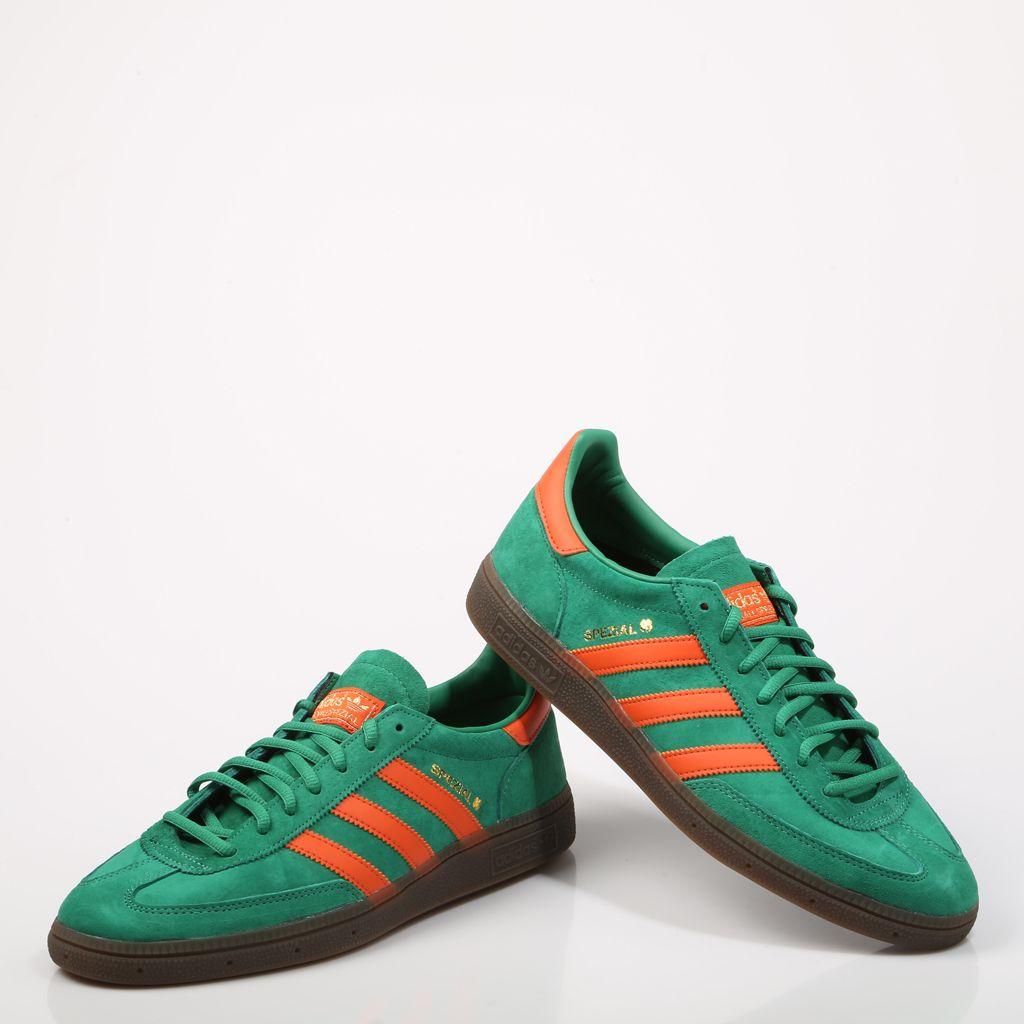 Creación En la mayoría de los casos Objetor  ADIDAS Handball Spzl, zapatillas Verde Serraje | 68532 | Vans old skool,  Zapatillas, Converse all star