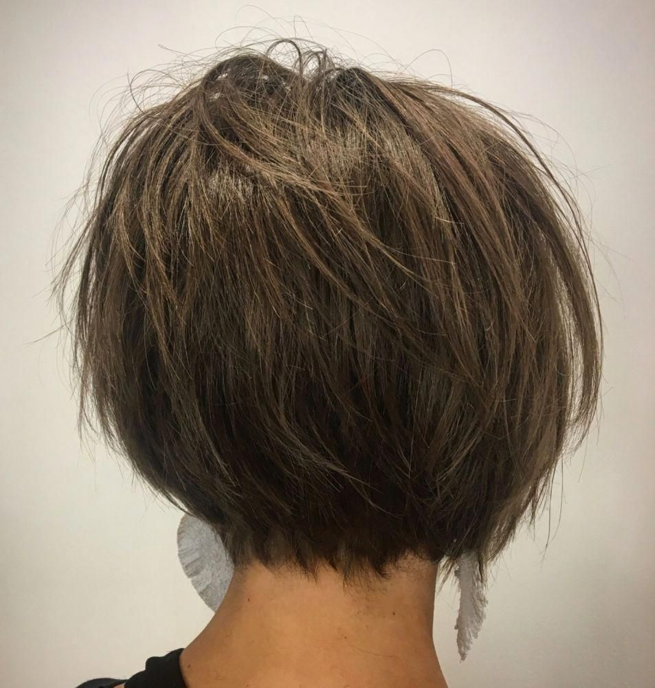 Pin auf short hairstyles for thick hair