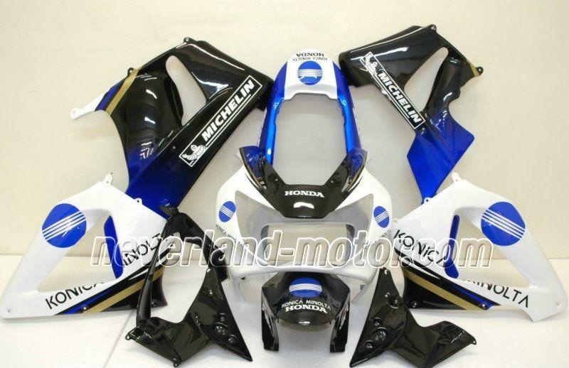 Carenado de ABS de Honda CBR900RR 929 2000-2001 - Konica Minolta