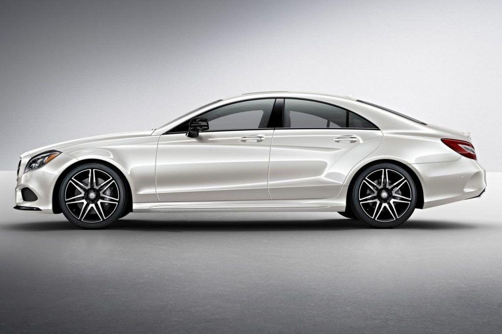 2019 Mercedes Benz Cls Review And Price Dengan Gambar