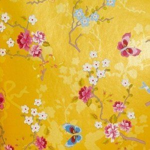 Rose China Wallpaper Studio Pip Chinese Rose Yellow