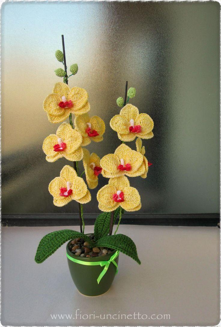 Catalogo - Fiori all\'Uncinetto - Crochet Flowers | Amigurumi ...
