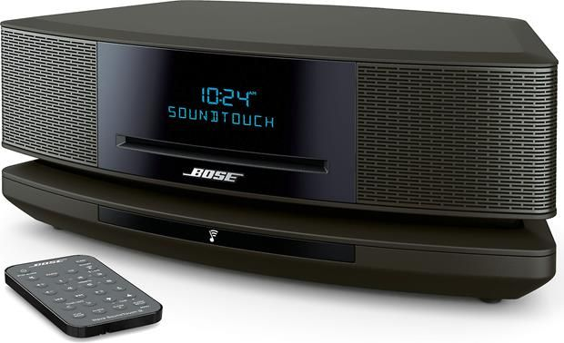 Bose® Wave® SoundTouch® wireless music system IV (Espresso Black #musicsystem
