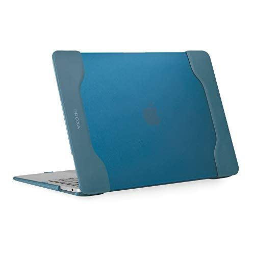 PROXA MacBook Air Retina 13 inch Case Released 2018 & 2019, Vigor Series Hardshell Case Cover for MacBook Air 13 inch 2018 & 2019, A1932-Jewelry Blue