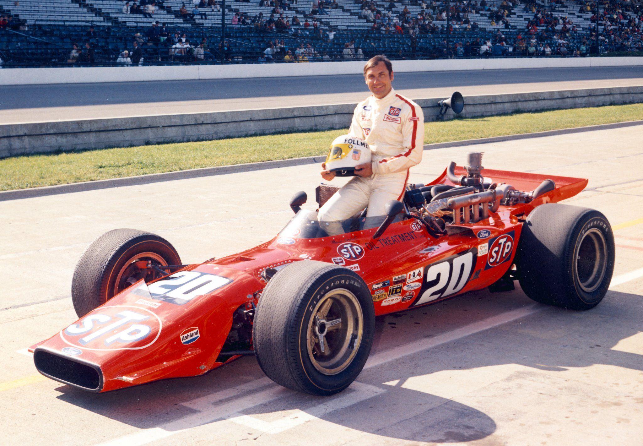 Johnny Adams Le Mans Racing Cars