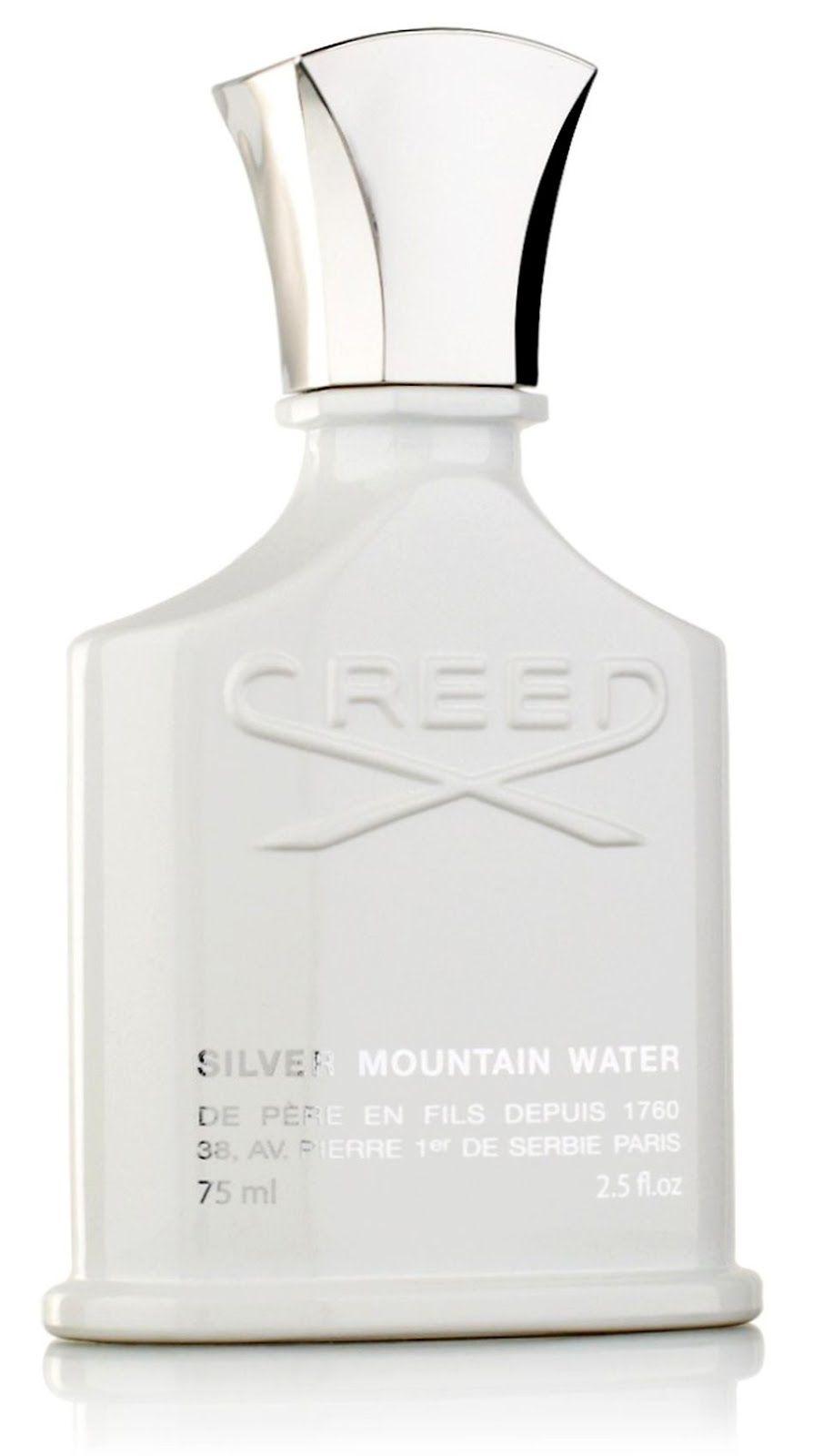 Creed Creed Silver Mountain Water Cologne 4 0 Oz Eau De Parfum Spray For Men French Fragrance Unique Fragrance Eau De Parfum