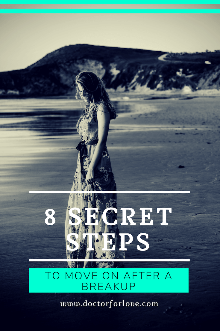 8 Secrets of Successful Moving On After a Breakup