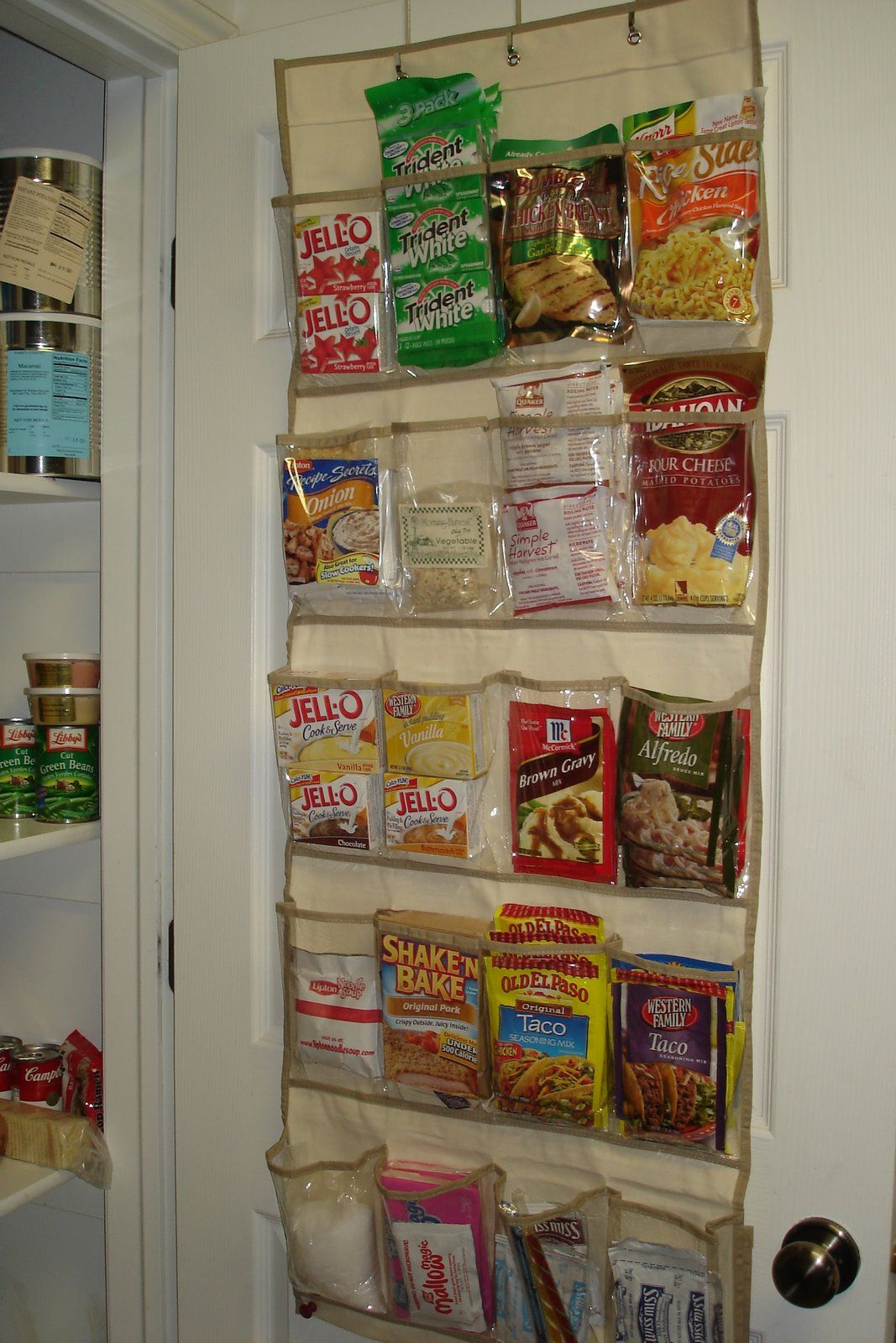 this same idea can be used to organize anything tack it on brilliant kitchen cabinet organization and tips ideas more space discover things quicker id=82504