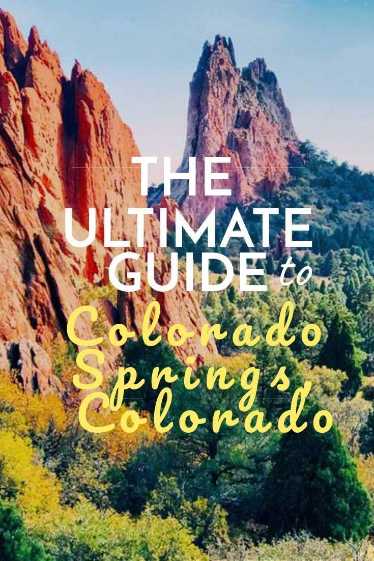 Colorado Springs Restaurants & Attractions What to Do in