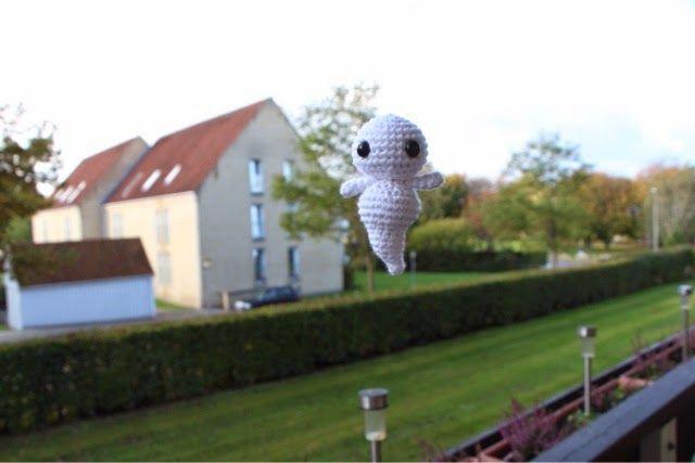 Sommerfuglen: DIY Spøgelset Egon