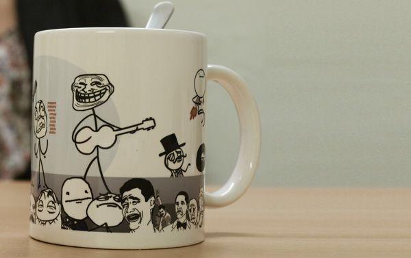 esta taza es todoooo!!
