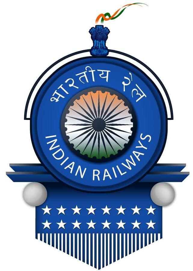 Indian Railway Logo Wallpaper
